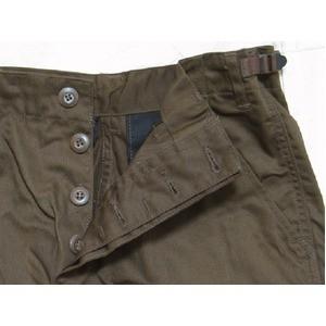 アメリカ軍 BDU カーゴショートパンツ/迷彩服パンツ〔Sサイズ〕 ブラウン〔レプリカ〕