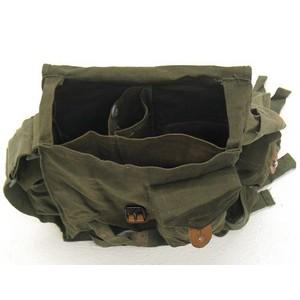 ハンガリー軍放出 ガスマスクショルダーバッグ デットストック