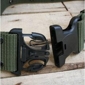 米軍 UT X バッグ ルピストルベルト レプリカ ブラック