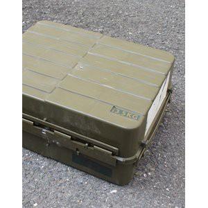 ノルウェー軍放出 トランスポートボックス B X098NN 〔 デットストック 〕 〔 未使用 〕