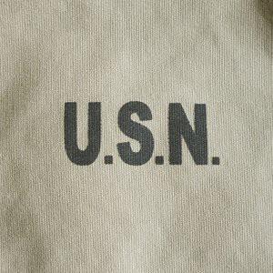 アメリカ軍 N-1 デッキジャケット 〔 Mサイズ 〕 スリムタイプ ストーンウォッシュ加工 JJ128YN ブラック