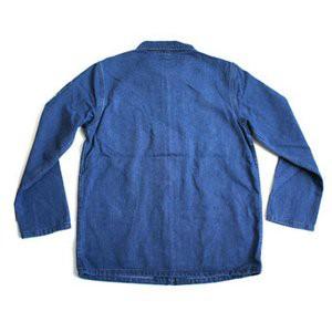 アメリカ軍 デニムジャケット/スーベニアジャケット 〔 40/Lサイズ 〕 JJ151YNE M デニム無地 〔 レプリ