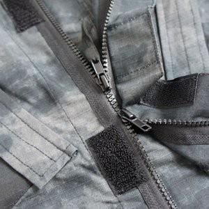 アメリカ警察A-TAC S( LE)ナイト カモフラージュリップストップジャケット( 迷彩) JB027YN L 【 レプリカ 】