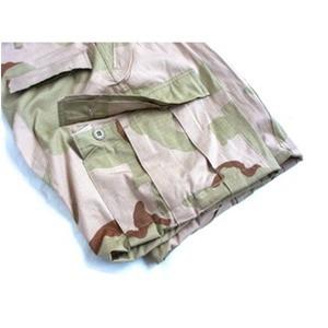 米軍放出 U. S. BDUショートパンツ 3カラーデザート P S099NN S(80cm) 【 デットストック 】 【 未使用 】