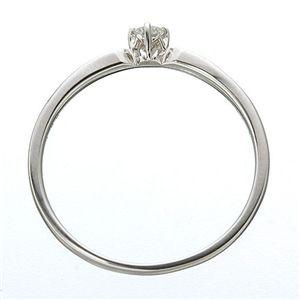 K18ダイヤリング 指輪 11号