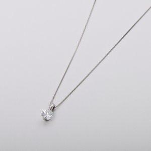 Dカラー IFクラス EXカット0.5ctダイヤモンドペンダント/ネックレス(GIA鑑定書付き)