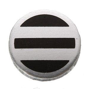 家紋つきメガネホルダー 〔貝パール〕丸に二つ引
