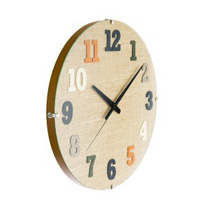 CHAMBRE HEMP CLOCK〔MULTI〕