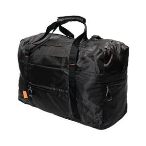 ミヨシ 折りたたみバッグ ボストンタイプ MBZ-CB01/BK ブラック