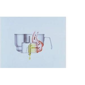 コスロン交換用フィルター/油こし器用フィルター 〔40個〕 パルプ100% 日本製 〔キッチン用品 調理グッズ〕