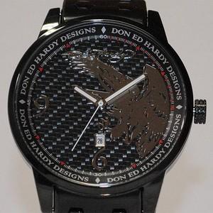 サファリ11月号掲載 エドハーディー腕時計〔ED HARDY〕Ed Hardy Watch STELLER2シリーズ〔ST2