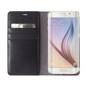 【Galaxy S6 edge ケース】GAZE Glam Diary(ゲイズ グラムダイアリー) GZ6117GS6E ゴールド
