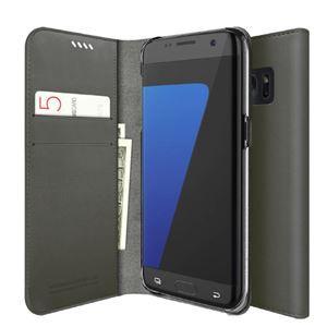 araree Galaxy S7 edge MUSTANG Gray【代引不可】