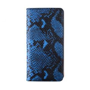 GAZE iPhone6/6S Blue Python Diary【代引不可】