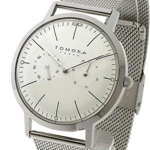 TOMORA TOKYO(トモラトウキョウ) 腕時計 日本製 T-1603-WH