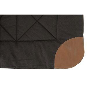 薄掛けこたつ布団 正方形 (190cm×190cm) 合皮 Leather KK-109