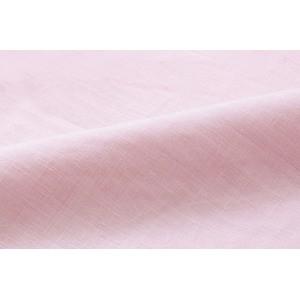 布団カバー 4点セット 無地 洗える リバーシブル 『リバDカバー4点IT』 ピンク/ライトピンク ダブルロング