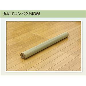 純国産 い草のシーツ(寝ござ) 『黒川』 ローズ シングル88×180cm(熊本県八代産イ草使用)