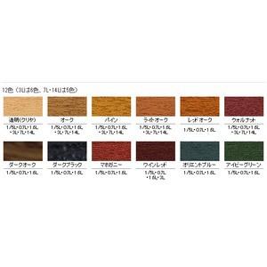 水性ガーデン用カラー ウェッジウッド 0.7L〔代引不可〕