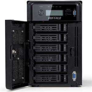 バッファロー Windows Storage Server 2016 Standard Edition搭載 6ベイNAS
