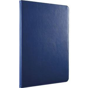 バッファロー 9.7インチiPad(2017年発表モデル)専用 スタンダードレザーケース ブルー BSIPD1709CL