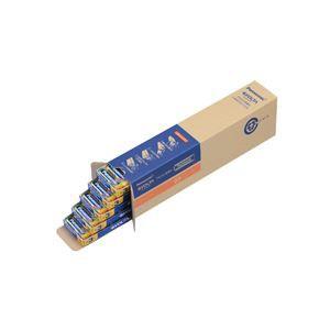 パナソニック アルカリ乾電池 EVOLTA 単3形 業務用パック LR6EJN/100S 1セット(100本:4本×25パック)