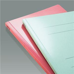 (まとめ) コクヨ フラットファイルS(ストロングタイプ) A4タテ 250枚収容 背幅28mm ピンク フ-VSW10P