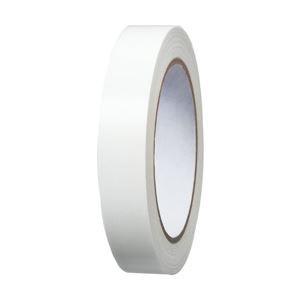 (まとめ) TANOSEE 紙両面テープ カッターなし 20mm×20m 1セット(10巻) 〔×2セット〕