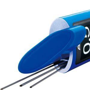 (まとめ) ぺんてる シャープ SHARP替芯 アイン シュタイン 0.5mm 2B C275-2B 1個(40本) 〔
