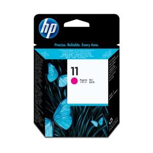 (まとめ) HP11 プリントヘッド マゼンタ C4812A 1個 【×3セット】