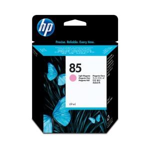 (まとめ) HP85 インクカートリッジ ライトマゼンタ 69ml 染料系 C9429A 1個 【×3セット】