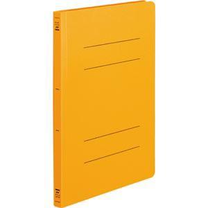 (まとめ) コクヨ フラットファイル(PP) A4タテ 150枚収容 背幅20mm オレンジ フ-H10YR 1セット(10冊) 【×3セット】