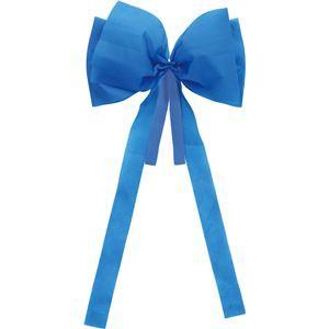 (まとめ)アーテック 背おえる簡単リボン 約350×約700mm 不織布製 ブルー(青) 【×40セット】