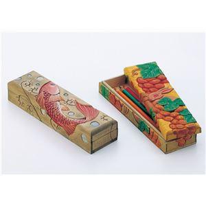 (まとめ)アーテック 木彫ふでばこ(しな材) 〔×15セット〕