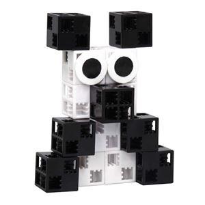 Artecブロック/カラーブロック 〔ドリームセット ベーシック〕 578pcs プラケース入り ABS製