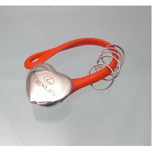 LEXUSキーリングハート7000/RD