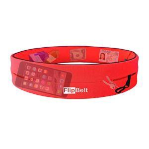 FlipBelt ( フリップベルト ) スポーツウエストポーチ オレンジ XL