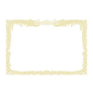 ササガワ OA賞状用紙 白上質賞状用紙・縦書き 10-1180 100枚