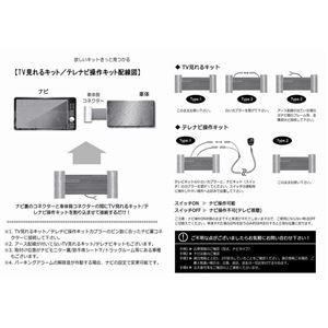 ホンダ シビック ES9 専用 TV/NVキット テレビナビキット