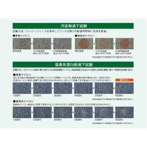 防汚性・耐候性・耐薬品性に優れたタイルカーペット サンゲツ NT-700 ベーシック サイズ:50cm×50cm 12枚セッ