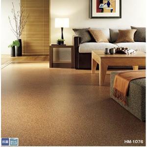 サンゲツ 住宅用クッションフロア コルク 品番HM-1076 サイズ 182cm巾×6m