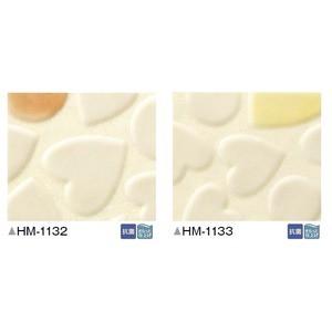 サンゲツ 住宅用クッションフロア ハート 品番HM-1132 サイズ 182cm巾×7m