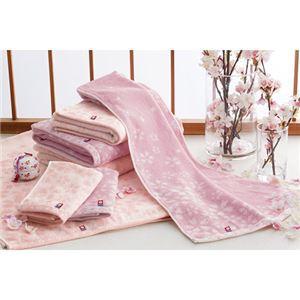 さくら紋織タオルセット 105-06B