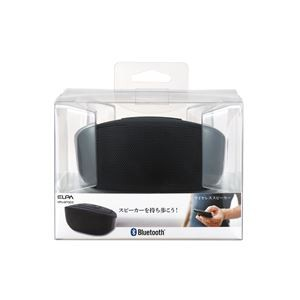 ELPA(エルパ) ステレオ・ワイヤレス(Bluetooth)スピーカー SPU-BT003
