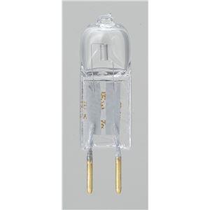 (業務用セット) ELPA ピン口金ハロゲン電球 35W GY6.35 クリア G-1172H 【×10セット】