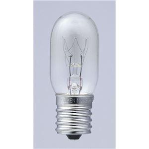(業務用セット) ELPA ミシン球 電球 25W E17 クリア G-125H 【×30セット】