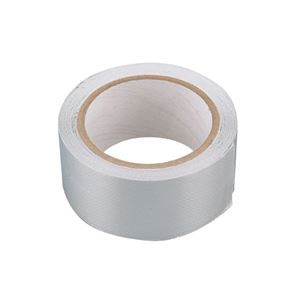 (まとめ) アルミガラスクロステープ 2420 〔×5セット〕