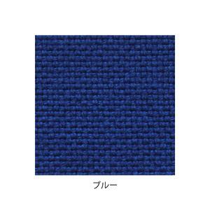 デザイナーズスツール アジャスター付き ホワイト(布:ブルー/PU)【Mona.Dee】モナディー WAS01S