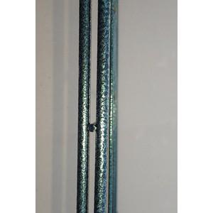 トレリス/フェンス 〔1枚〕 スチール製 二重焼付塗装 日本製 2W ワイヤーフェンス 〔園芸 ガーデニング用品〕