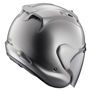 アライ(ARAI) ジェットヘルメット MZ アルミナシルバーS 55-56cm
